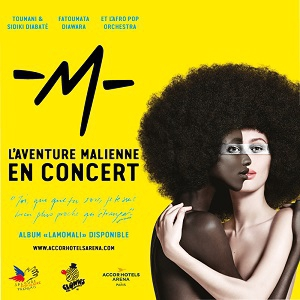Billets LAMOMALI - ACCORHOTELS ARENA