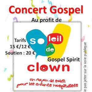 Concert Gospel - Soleil De Clown