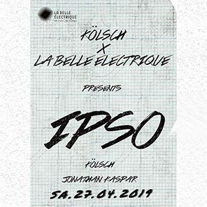 Ipso Feat Kölsch Dj Set
