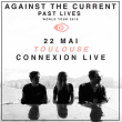 Concert AGAINST THE CURRENT