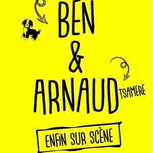 BEN ET ARNAUD TSAMERE @ Salle Poirel - Nancy