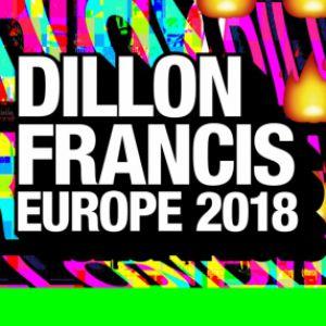 Dillon Francis + Grandtheft & more TBA @ YOYO - PALAIS DE TOKYO - PARIS
