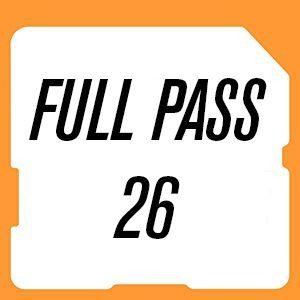 Full Pass 26 Juillet
