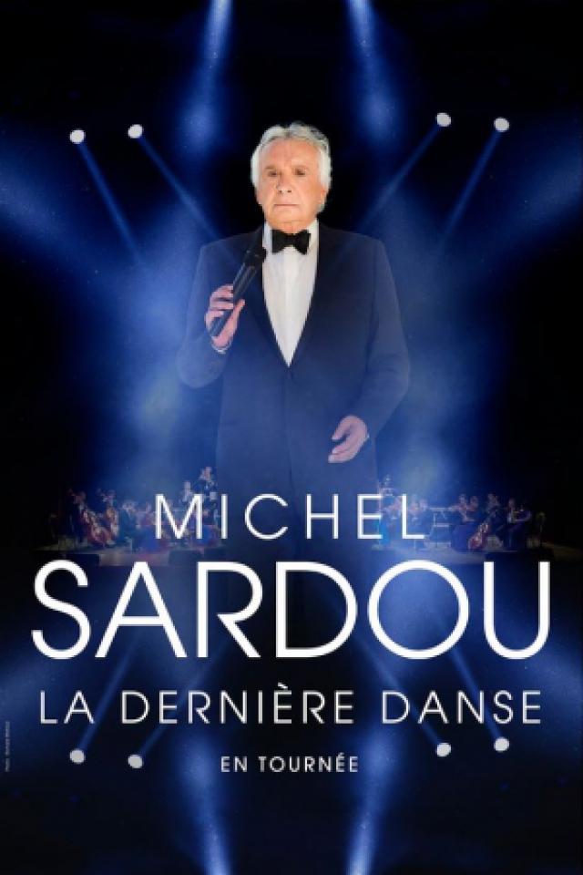 MICHEL SARDOU @ BORDEAUX METROPOLE ARENA - FLOIRAC