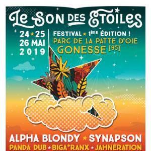 Le Son Des Étoiles : Synapson, Jahneration, Sein, Panda Dub