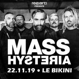 Mass Hysteria + Guest