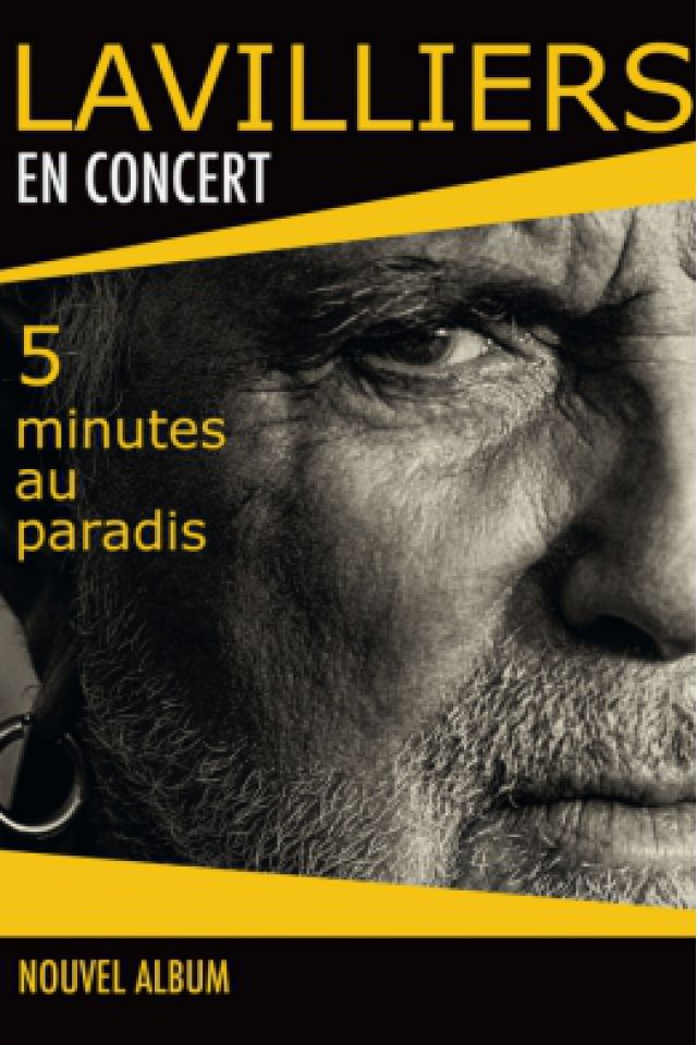 BERNARD LAVILLIERS @ AMPHITHEATRE CITE INTERNATIONALE - LYON