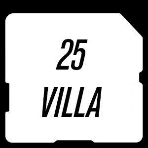 25 Juillet - Villa Noailles