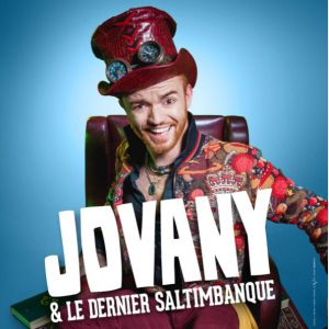 Jovany, Le Dernier Saltimbanque