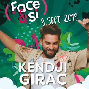 Face&Si/Kendji Girac/Barry Moore/Dimanche 8 Sept 2019