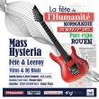 Festival FÊTE DE L'HUMANITÉ NORMANDIE à Le Grand Quevilly @ Parc des Expositions de Rouen - Billets & Places