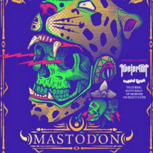 Mastodon + Kvelertak / Mutoid Man