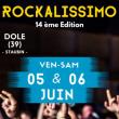 Festival ROCKALISSIMO 2021 - PASS SAMEDI à Saint Aubin @ Maison du patrimoine - Billets & Places