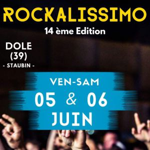 Rockalissimo 2020 - Pass 2 Jours