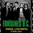 Concert FONTAINES D.C. à Paris @ L'Olympia - Billets & Places