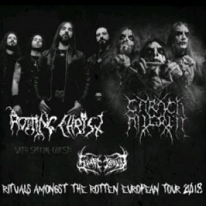 Concert ROTTING CHRIST + CARACH ANGREN + SVART CROWN à Pennes Mirabeau @ Jas'rod  - Billets & Places