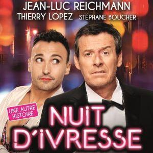 NUIT D'IVRESSE @ Casino d'Arras - ARRAS