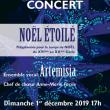 Concert Noël étoilé