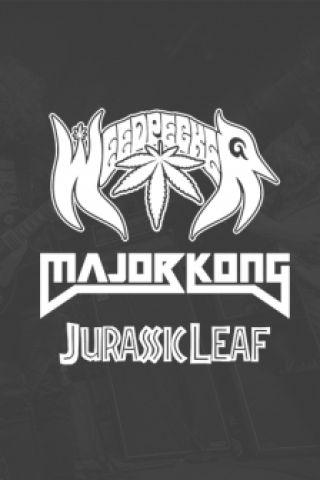 Concert Weedpecker + Major Kong + Jurassic Leaf // Nantes