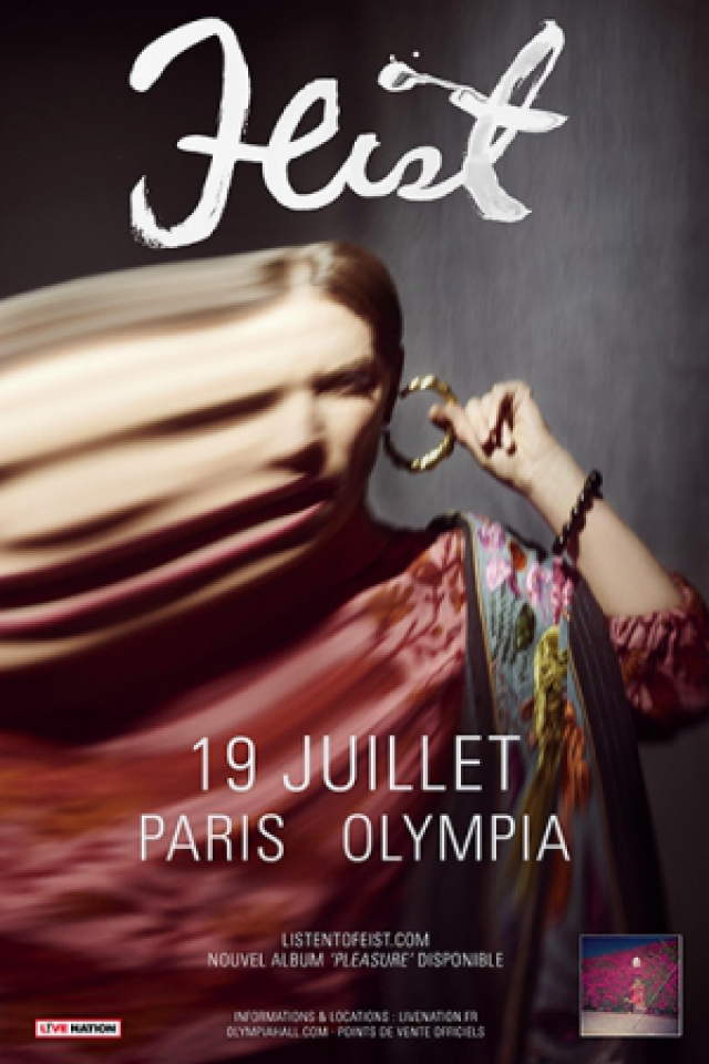 FEIST @ L'Olympia - Paris