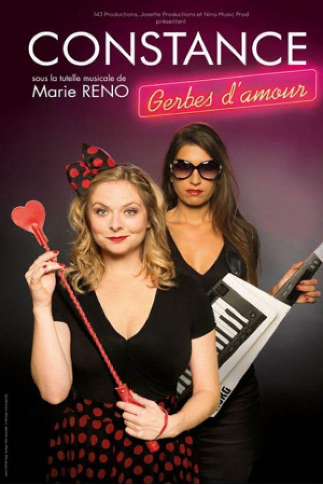 CONSTANCE & MARIE RENO @ L'Entrepôt - MULHOUSE