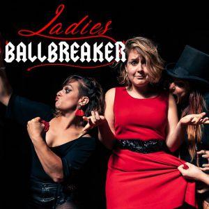 Ladies Ballbreaker + Toys