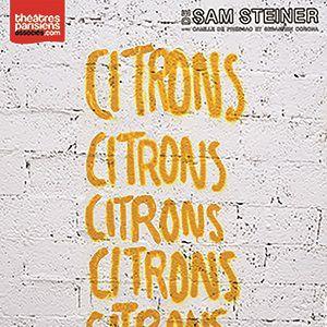 CITRONS CITRONS CITRONS CITRONS CITRONS @ Le Funambule Montmartre - PARIS