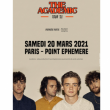 Concert THE ACADEMIC + BEACH YOUTH à Paris @ Point Ephémère - Billets & Places