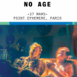 Concert No Age + Miaux  à Paris @ Point Ephémère - Billets & Places