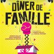 Théâtre DINER DE FAMILLE