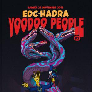 Edc X Hadra - Voodoo People #2 - Warehouse Nantes