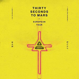 THIRTY SECONDS TO MARS @ ACCORHOTELS ARENA - PARIS 12