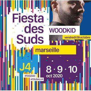 Fiesta Des Suds - Ven 9 Oct - Woodkid + Arnaud Rebotini Live