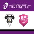 Match CA BRIVE - STADE FRANCAIS