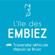 Transport Véhicule Brusc / Embiez - E-Billet 2019