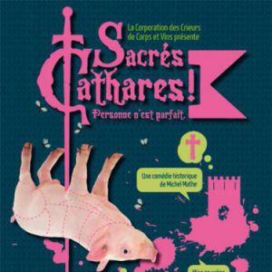 Sacres Cathares ! Personne N'est Parfait.