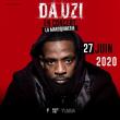 Concert DA UZI à PARIS @ La Maroquinerie - Billets & Places