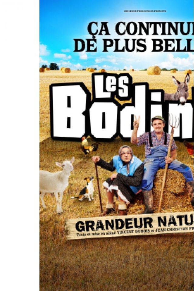 Spectacle LES BODIN'S - RETOUR AU PAYS à Montfavet @ Salle Polyvalente - Billets & Places