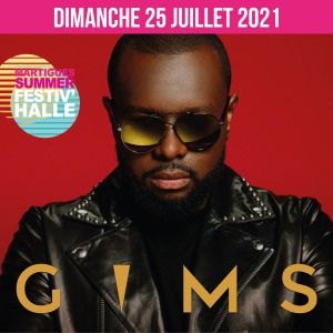 Martigues Summer Festiv'halle - Gims