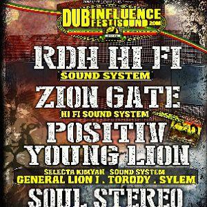 Dub Influence Festisound @ Espace Galerne - LA ROMAGNE