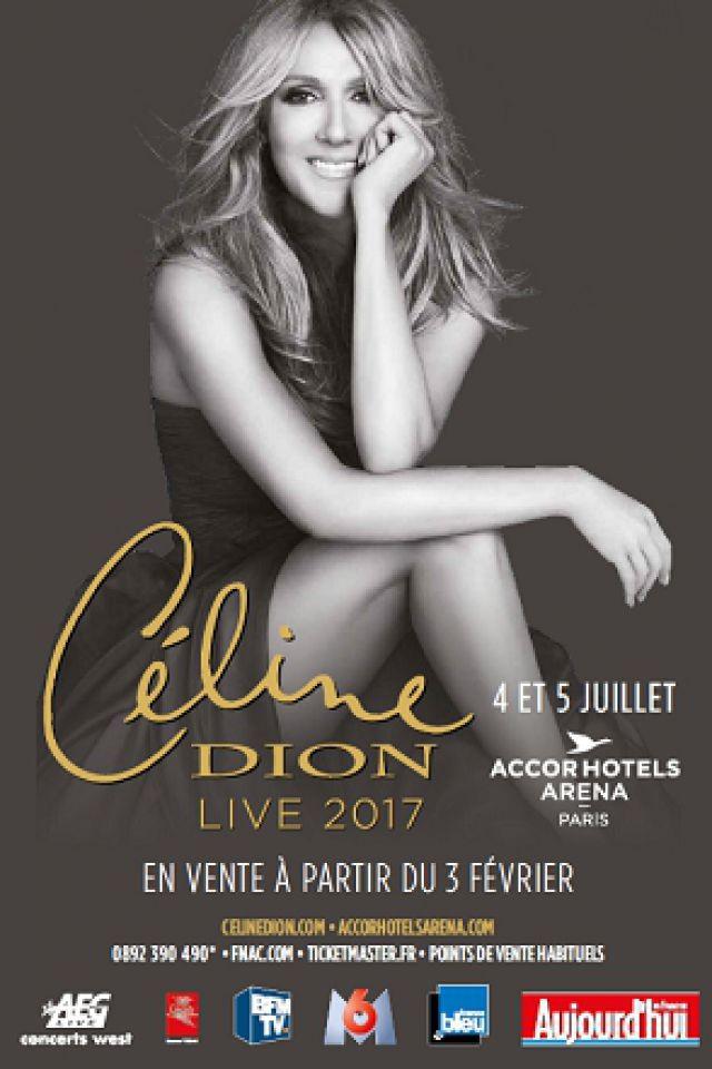 CELINE DION @ ACCORHOTELS ARENA - PARIS 12