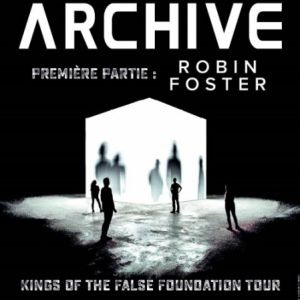 ARCHIVE + ROBIN FOSTER