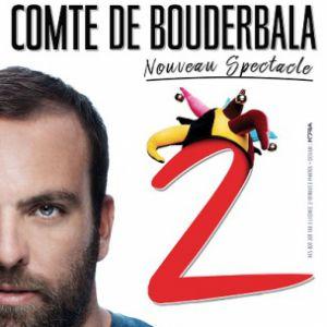 LE COMTE DE BOUDERBALA @ ZENITH SUD - Montpellier