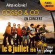COSSO & CO EN CONCERT à Punaauia @ Restaurant Tahiti La Plage - Billets & Places