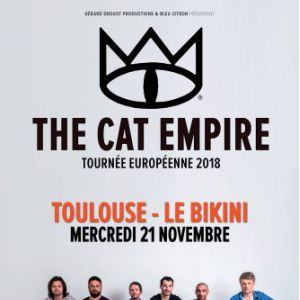 THE CAT EMPIRE @ LE BIKINI - RAMONVILLE