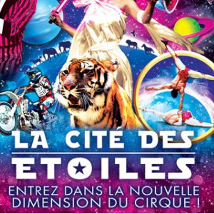 """Le Cirque De Noël """"La Cité Des Etoiles"""" À Evreux"""