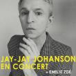 Concert JAY-JAY JOHANSON + Emilie Zoé