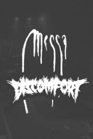 Concert Messa + Discomfort // Nantes
