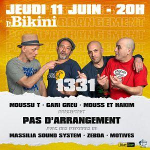 Moussu T, Gari Greu, Mouss Et Hakim Présentent Pas D'arrangement