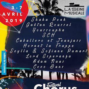 Festival Chorus 2019 - Pass 1 Jour